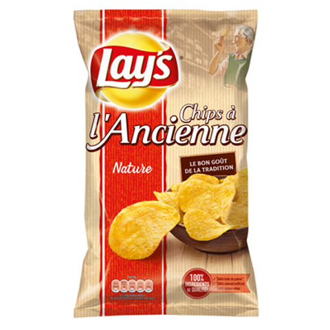 Chips Lay's à l'ancienne 145 g