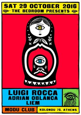 The Bedroom pres. Luigi Rocca & Adrian Oblanca