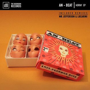 An-Beat - Horny EP feat. Mr.Jefferson & Locarini