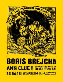 The Bedroom pres. Boris Brejcha