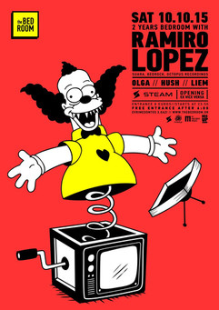 2 Years The Bedroom with Ramiro Lopez