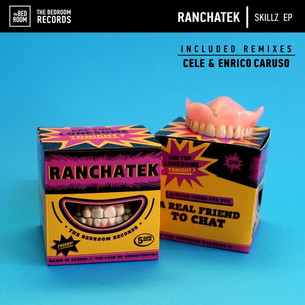 Ranchatek - Skillz EP Feat. Cele   Enrico Caruso
