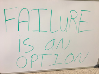 Whiteboard Wisdom: Does This Thought Scare You?