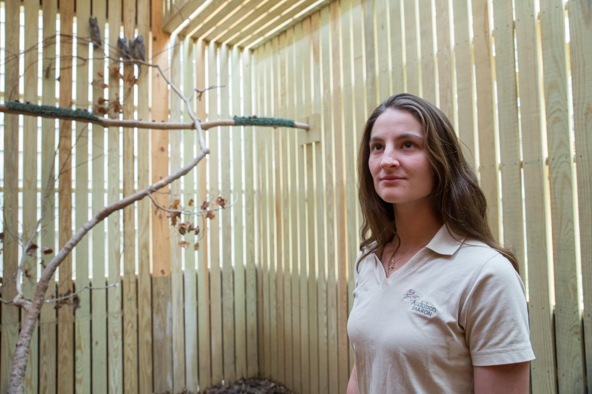 Sunny Bettley - Sharon Audubon