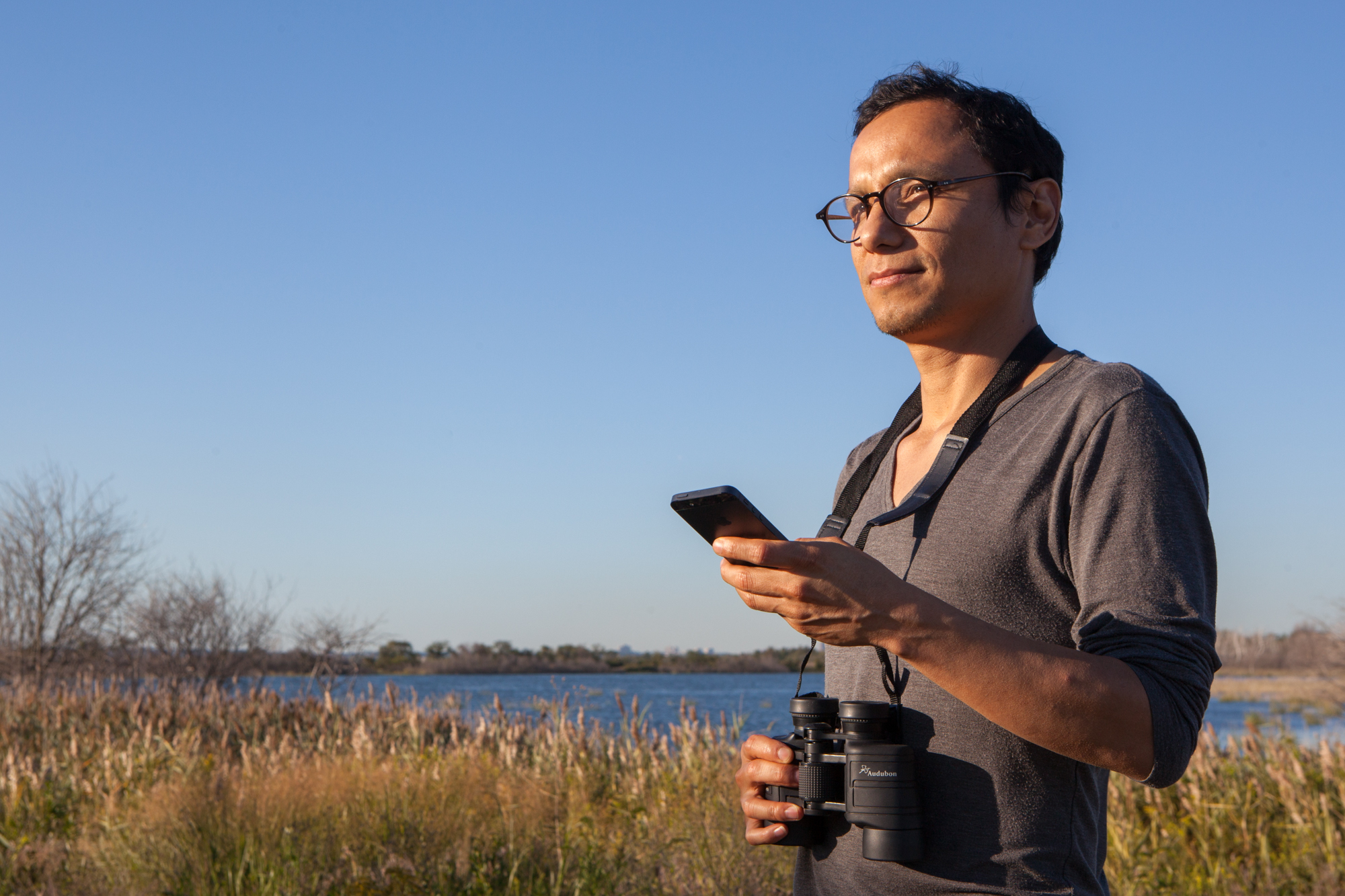 Mike Fernandez - Audubon Staff