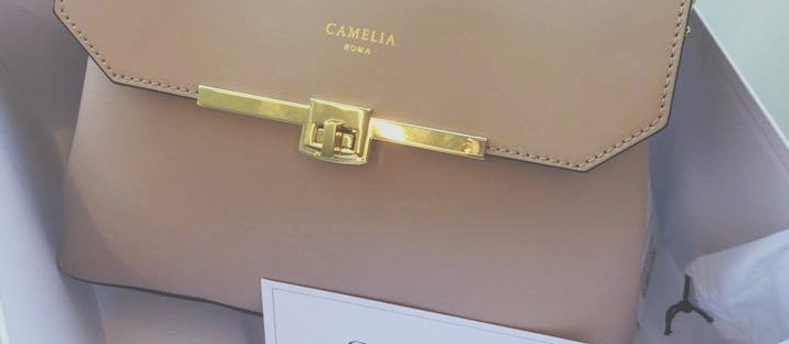 New designer addiction: Camélia from Roma