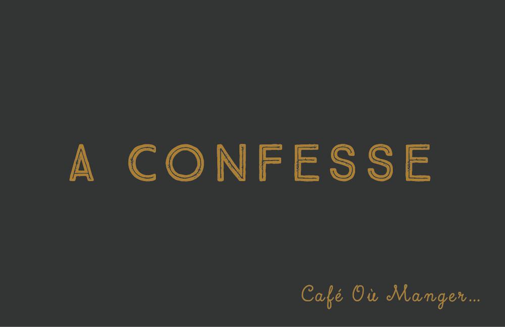 A Confesse - Café où Manger