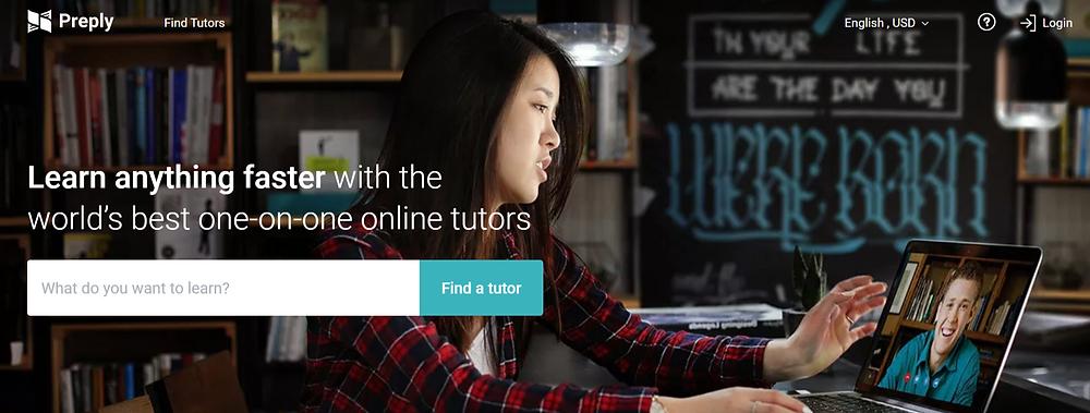 Preply - Language Learning Platform
