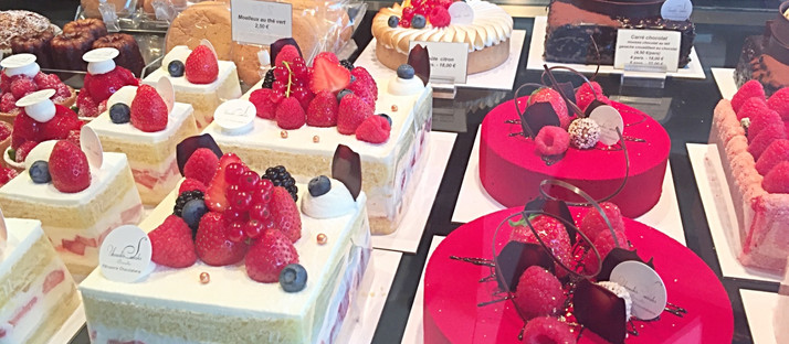 Patisserie Yasushi Sasaki - A must in Brussels