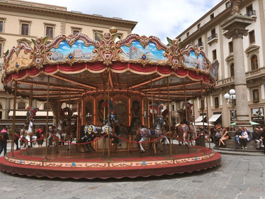 The Carousel in Florence - Ordinary Brussels - Lifestyle & Food in Brussels