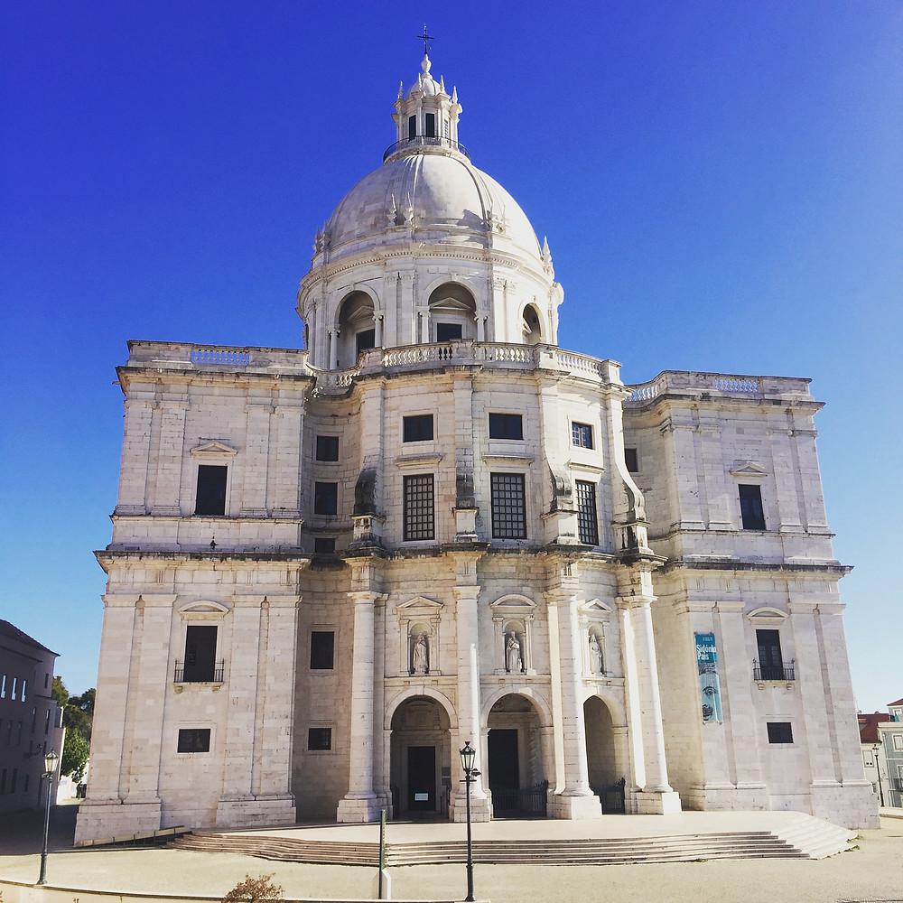 Pantheon Nacional - Ordinary Brussels