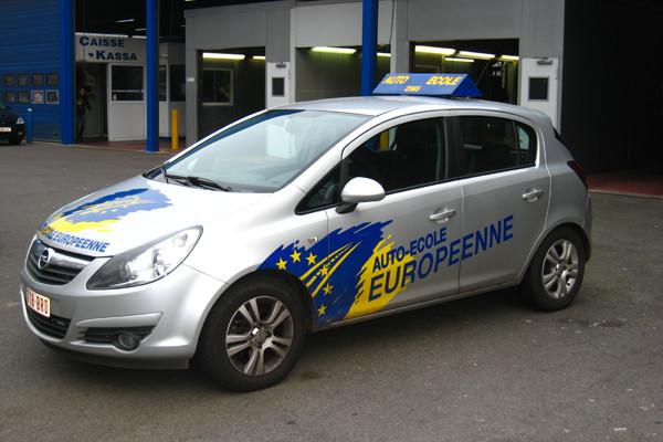 Driving School - Auto Ecole Européenne