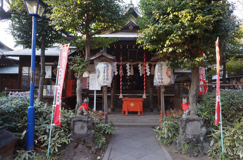 One of my favourite spots in Ueno
