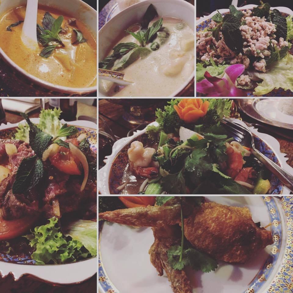 Dinner at Villa Singha - Ordinary Brussels - Lifestyle & Food Blog