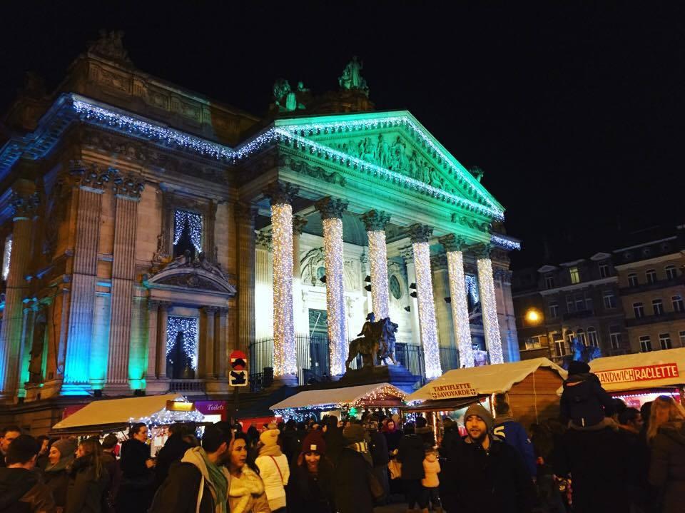 La Bourse for Christmas 2016