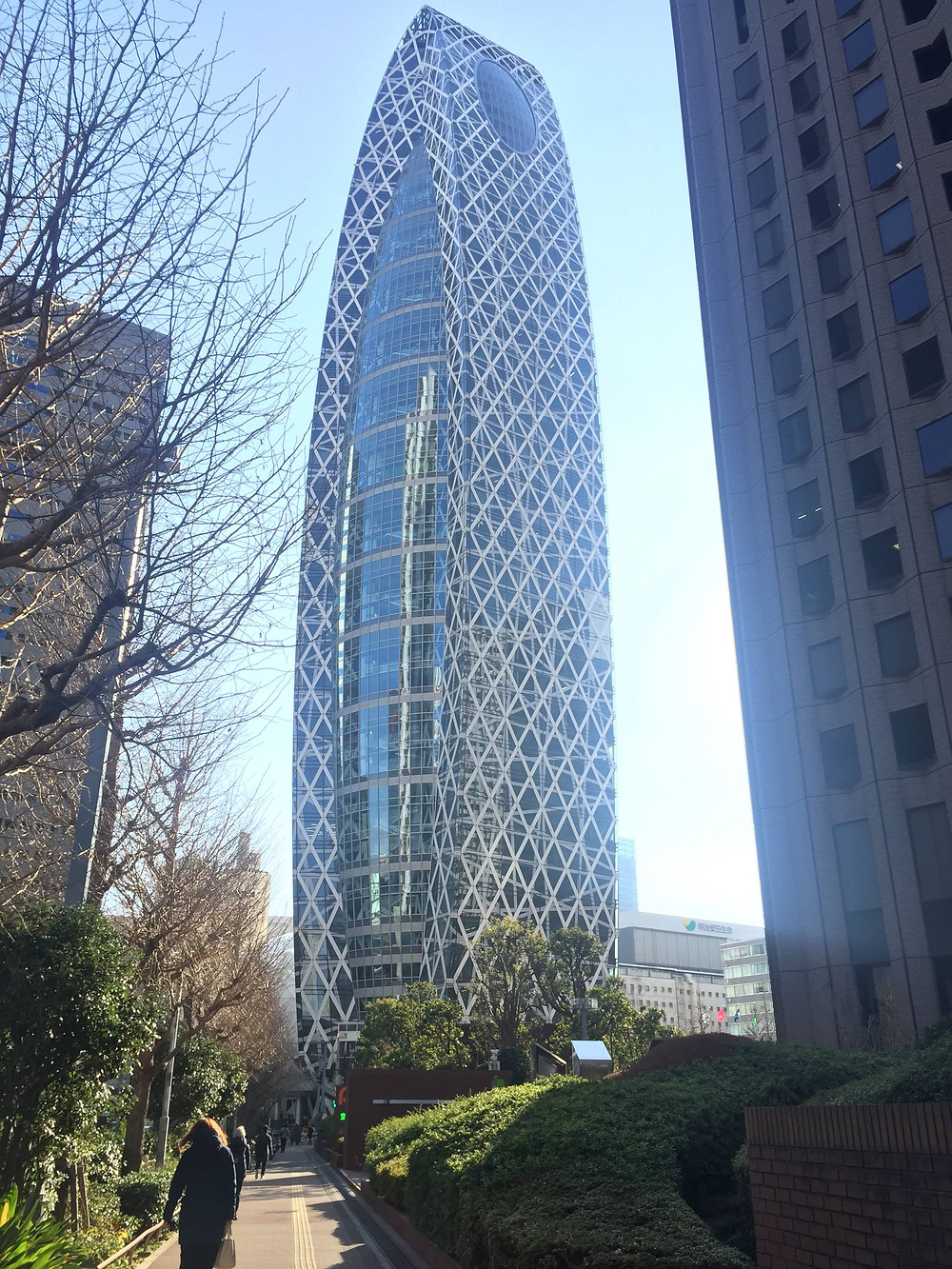 The Mode Gakuen Cocoon Tower - Ordinary Brussels