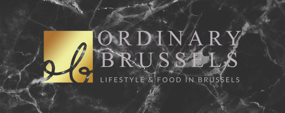 Header Ordinary Brussels - Lifestyle & Food in Brussels