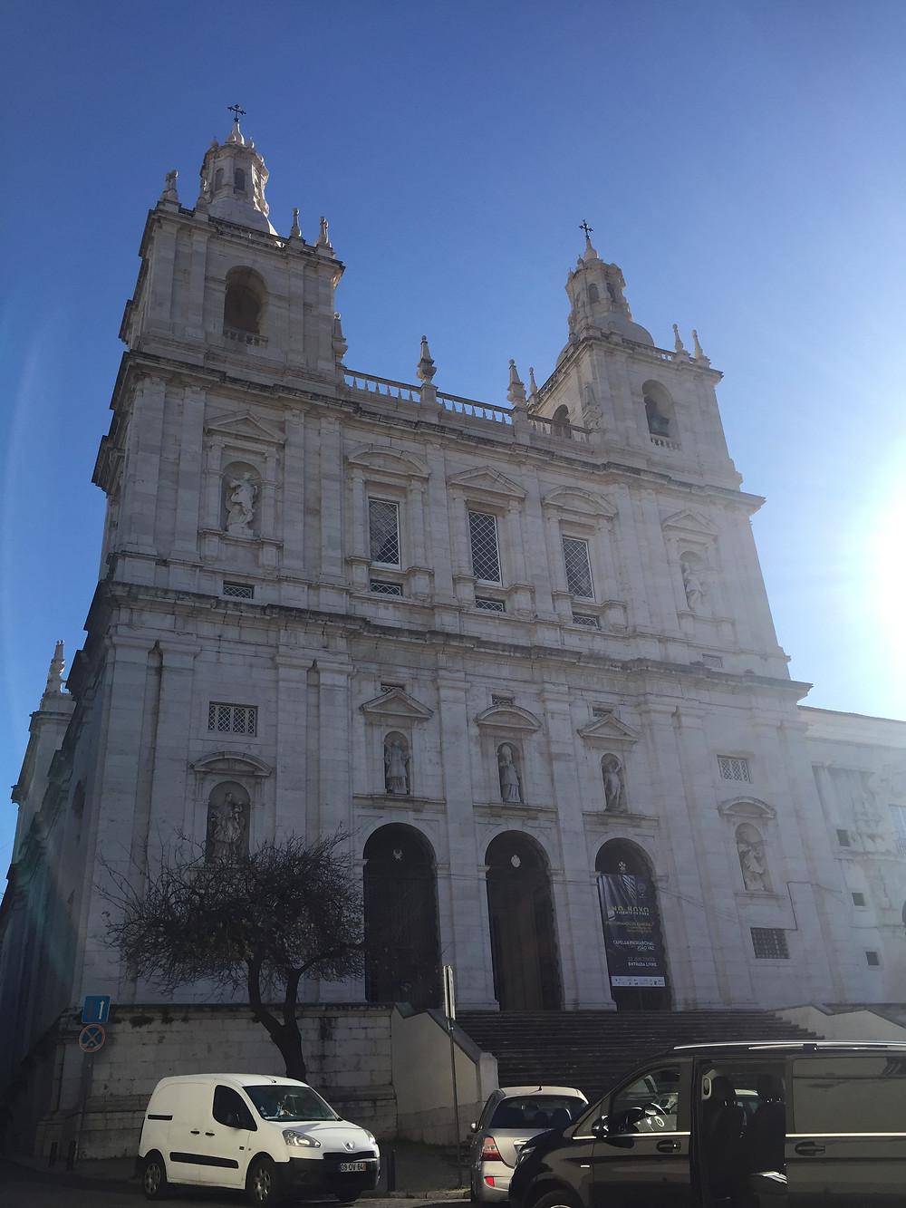 Church of São Vicente of Fora - Ordinary Brussels