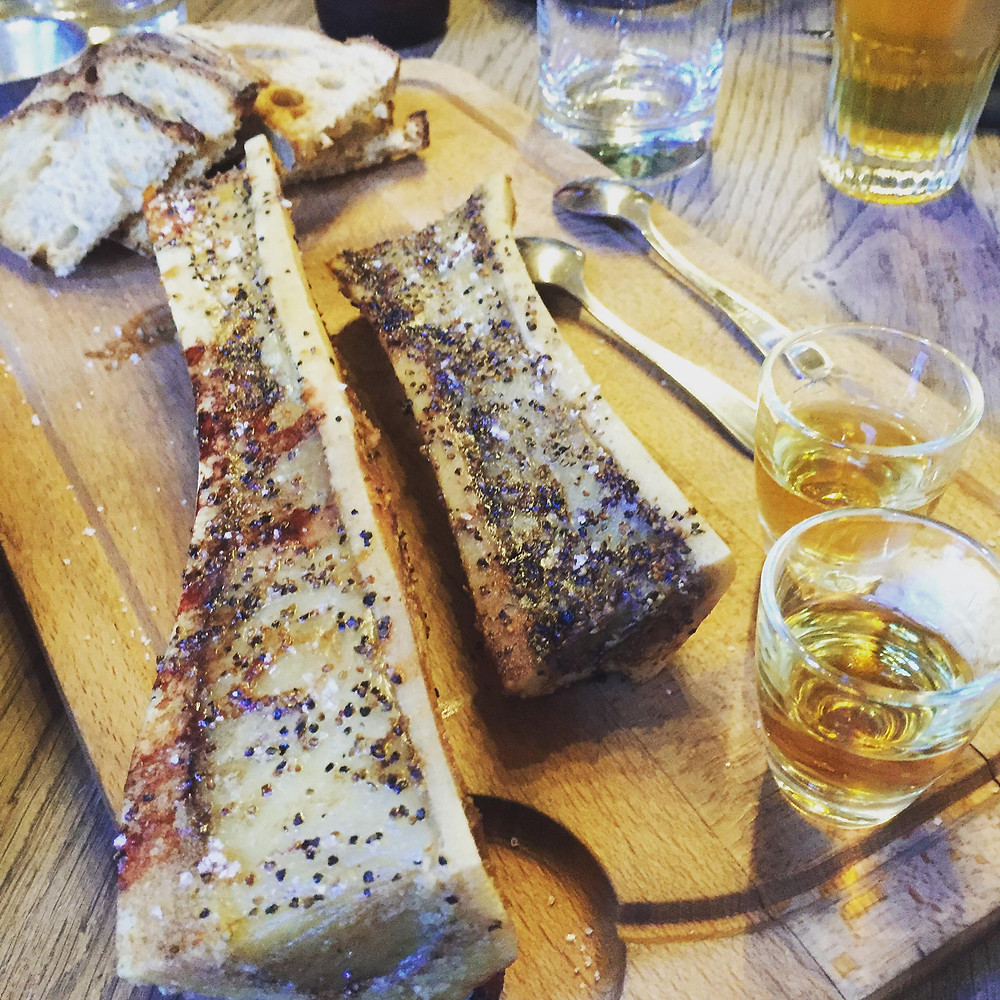The infamous bone marrow - Ordinary Brussels