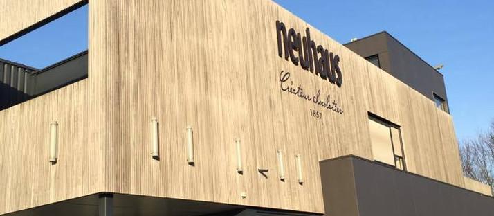 Chocolate Wonderland at Neuhaus Factory Store