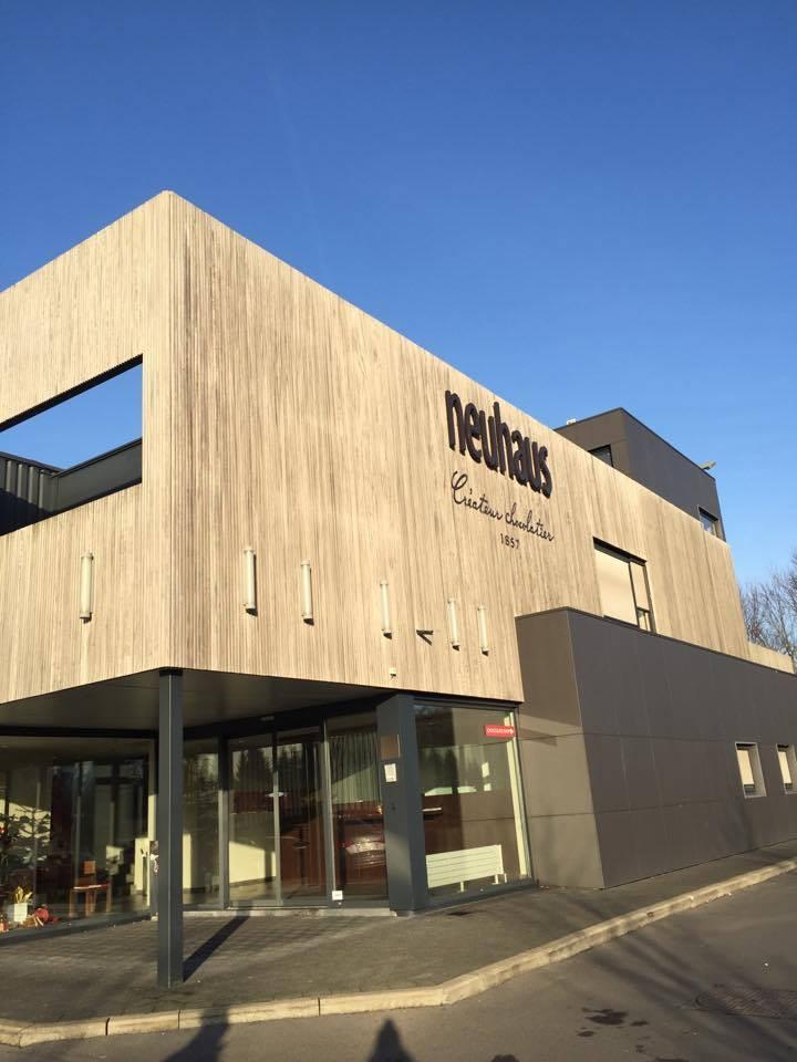 Neuhaus Factory Store in Vlezenbeek