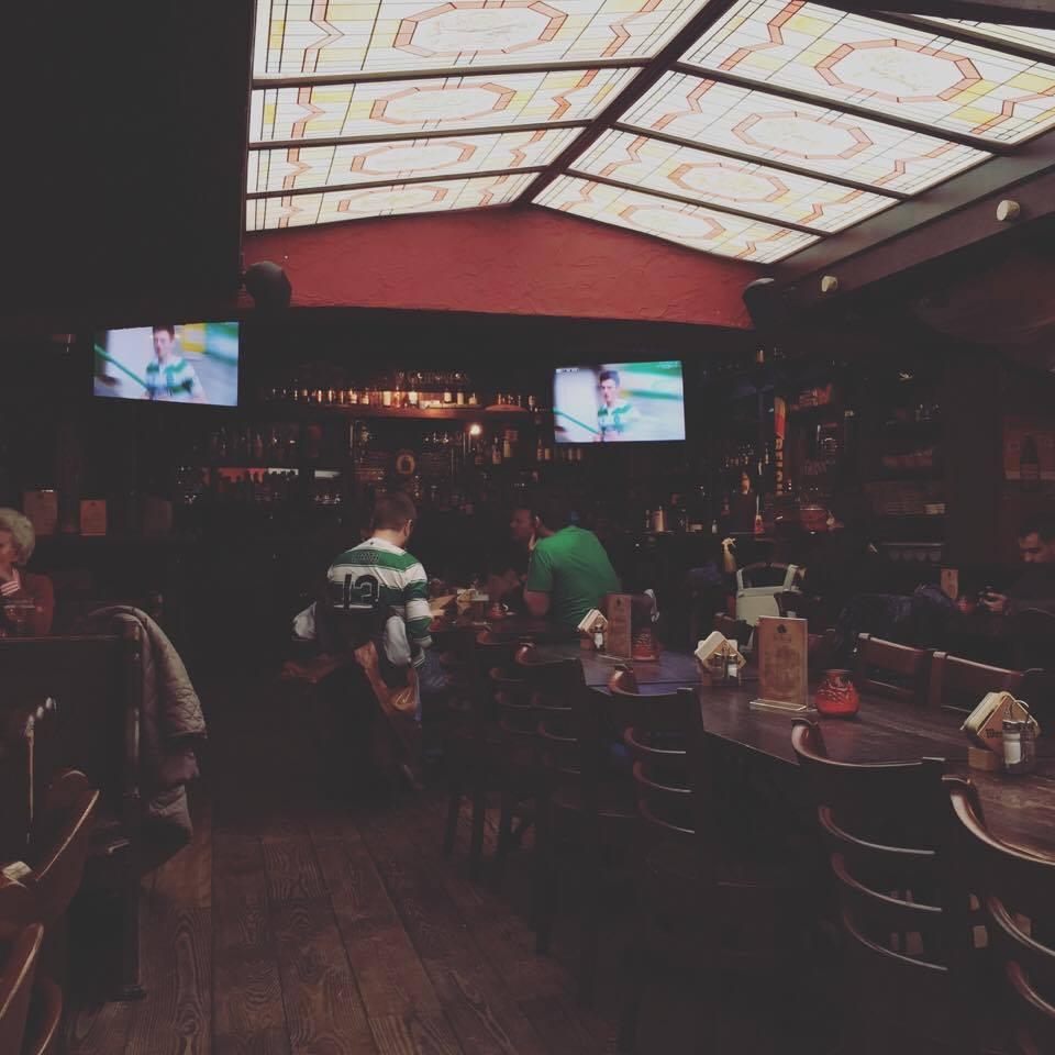 The Old Oak - Irish Pub