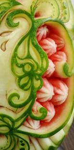 Melon d'eau sculpté détail.jpg