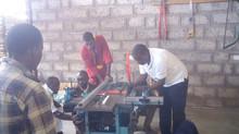 Neue Maschine für das Skills Centre