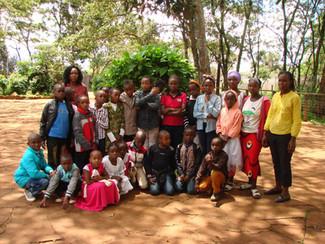 Das Child Support Program im Elefantenwaisenhaus