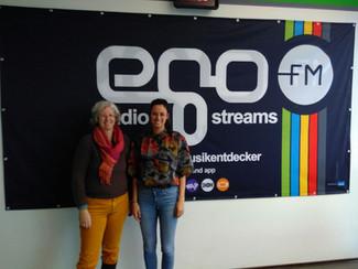 Susanna Kiehling im Interview bei egoFM