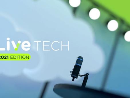 1er évènement hybride de la technologie et de l'économie numérique en Belgique !