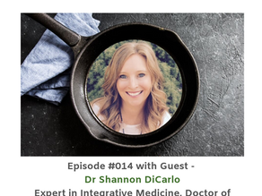 When You Can't Bloom Where You're Planted with Dr. Shannon DiCarlo
