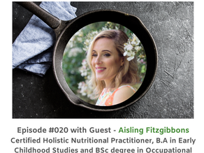 Moving From Fear To Trust with Aisling Fitzgibbon