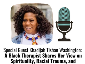 Khadijah Tishan Washington: On Spirituality, Racial Trauma, and Commiting To Your Own Healing