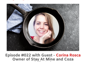 Turn Off The Burnout Alarm By Curating Your Tribe with Corina Rosca