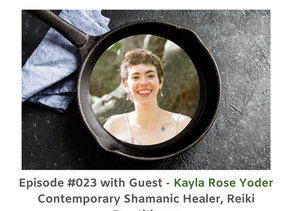 Addiction, Codependency, and Growing Up Too Fast with Kayla Rose Yoder