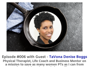Your Thoughts Become Your Feelings and Actions with TaVona Denise Boggs