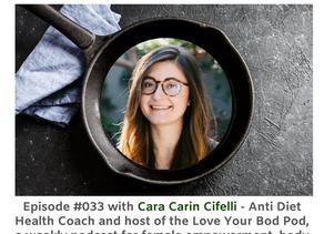 Sisterhood, Surrender, and Vulnerability with Cara Carin Cifelli