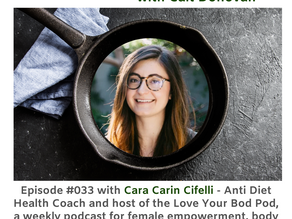 Sisterhood, Surrender, and Vulnerability with Cara Carin Cifelli