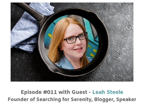 The Opposite of Burnt out Is Resilient with Leah Steele