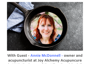 Busting Through Analysis Paralysis with Annie McDonnell