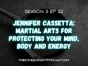 Jennifer Cassetta: Martial Arts For Protecting Your Mind, Body and Energy