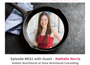The Energy You Need For The Life You Want with Nathalie Norris