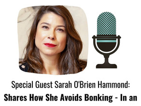 Sarah O'Brien Hammond: Shares How She Avoids Bonking - In an Ironman, In Life, and In Networking