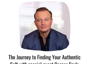 The Journey to Finding Your Authentic Self with Caspar Szulc
