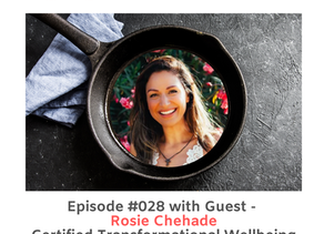 Becoming the CEO of my life with Rosie Chehade