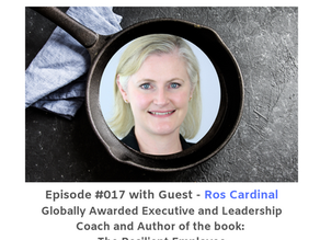 Surviving Cancer, Unpacking Regrets and Emotional Intelligence with Rosalind Cardinal