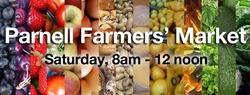 Parnell Farmers' Market 1