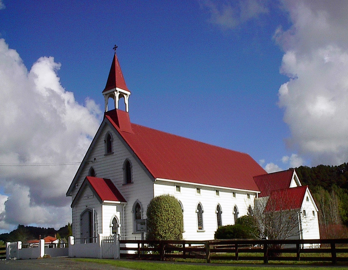 Puhoi-Church