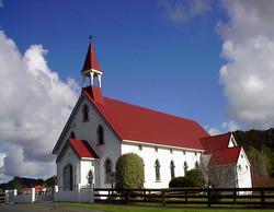 Puhoi-Church